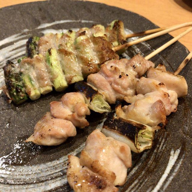 炭火焼鳥 串善 明大前店の料理の写真