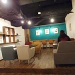 ミライスト CAFE×SWEETS×BAR - 店内