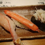 11948085 - かに三昧寿司