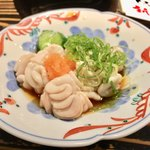 一歩一歩 - 白子ポン酢 780円