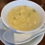 119487645 - セットのスープ