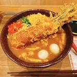 和食麺処 つるあん - 料理写真:カレーうどん