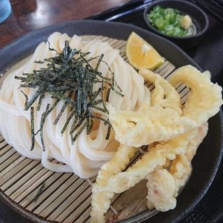 手打ちうどん みやこ家 - 料理写真:
