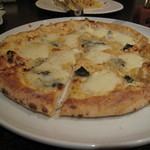 11949853 - 5種類のチーズピザ