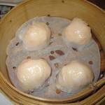 Tim Ho Wan - 2019年の「海老の蒸し餃子」$5.80