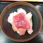 おわせ魚食堂 - 料理写真:地魚どんDX