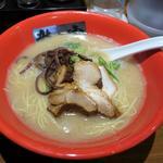 ラーメン 龍の家 - 料理写真:「赤の純味」スープ・麺よし