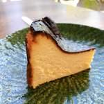 蕎麦 みづ乃 - チーズケーキ