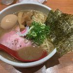 niboshichuukasobasuzuran - 特製煮干しラーメン