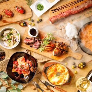あなた好みの料理を♪自分でセレクト☆「プリフィックスコース」