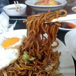 中華料理 四川園 - 料理写真:みそ焼きそば