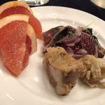 鹿児島サンロイヤルホテル - 料理写真: