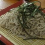 信州そば - 料理写真:
