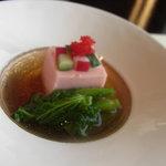 日本料理 笛吹川 - 豆腐