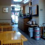かちどき食堂 - 店内は清潔な感じですよ