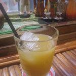 1195815 - パイナップルジュース(ホンマは420円やったけどクーポンでタダ)