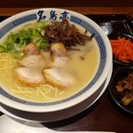 名島亭 - 豚骨ラーメン