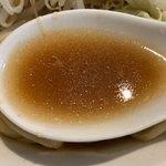 麺屋 味方 - 【2019.9.18】豚骨微乳化スープ。