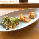 鵠沼パスタダイナー スプーン - 前菜
