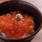 高野麦酒店takanoya - 兵庫県産コシヒカリのいくら飯