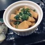 美蕎麦侍 - メンマ