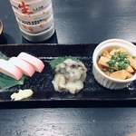 美蕎麦侍 - 晩酌セット
