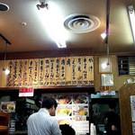 手打ち麺のセルフ店 四国のさぬきうどん -