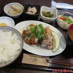 Kimamanidainingufuusenkazura - Bランチ 980円