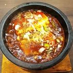 北京厨房 - 料理写真:四川麻婆豆腐(¥680)