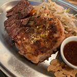 Jackson's N.Y.DINER - 肉アップ