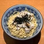 119513740 - カニ和え玉(290円)
