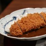 日本の洋食 浅草食堂 - 料理写真:浅草食堂 絶品かつカレー☆