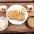 とんかつ成蔵 - 料理写真:TOKYO-X リブロース(200g)+ヒレ1枚つき定食 6280(税込)