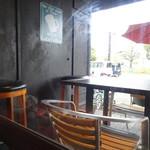 クイーンズ スープ カフェ - 店内