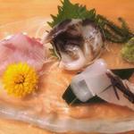 浅草 寿司清 - お造り①