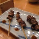 浅草 寿司清 - 肴(赤貝 肝)