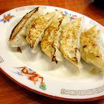 麺王 - 餃子