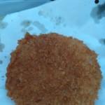 肉のマルマン - 料理写真:ハムカツ