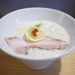 ナカムラボ - 鶏白湯SOBA