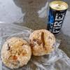 四季彩館ひだなん - 料理写真:五目おこわ & サービスの缶コーヒー