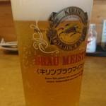 119523131 - ランチビールは三百円~