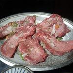 牛太郎 - 料理写真:牛タン 900円