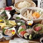 UMAMI日本酒弐番館 - 2019-2020きりたんぽ鍋コース★