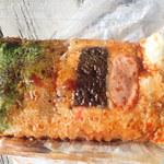 どんどん焼きの店 山形どんどん - どんどん焼き(納豆&チーズ)