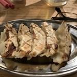 大衆酒場 ムロヒガシ - 焼き餃子