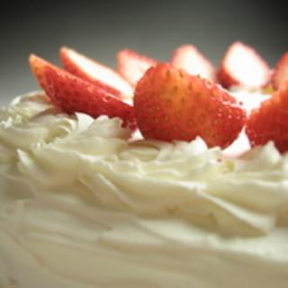 お誕生日、記念日にはサプライズ☆
