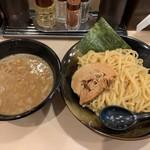 麺屋いまむら - 料理写真:豚骨魚介つけ麺(濃厚)