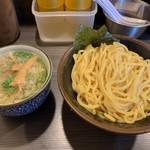 めん屋 桔梗  - 料理写真:塩つけ麺 大
