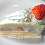 大黒屋菓子舗 - ショートケーキ