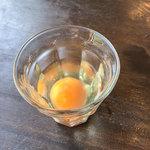 王丸の駅 - 生卵もありました!